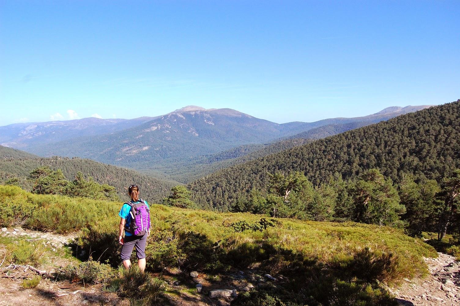 Blog Go Tandem - Subida a Montón de Trigo