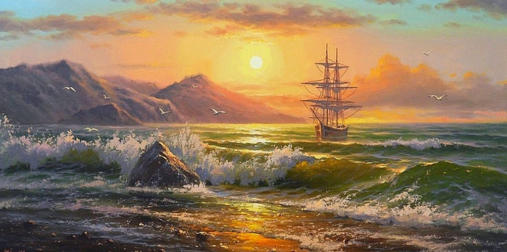 paisajes-marinos-con-barcos-de-vela
