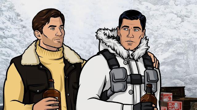 Archer, FX, H. JON BENJAMIN