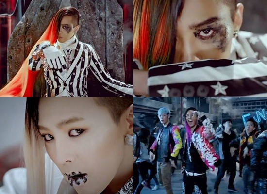 GDragons 14 best worst and craziest hairstyles