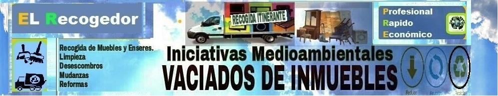 RECOGIDA DE MUEBLES Y ENSERES MALAGA