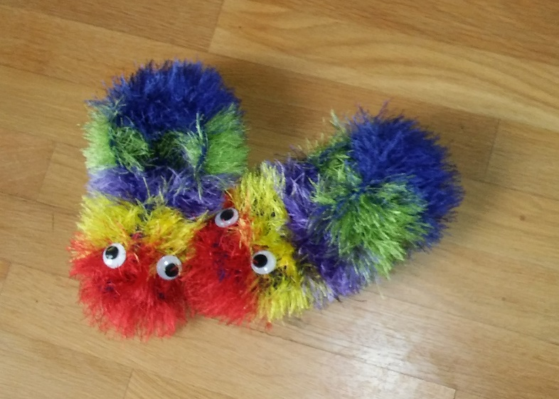 Monster Slippers