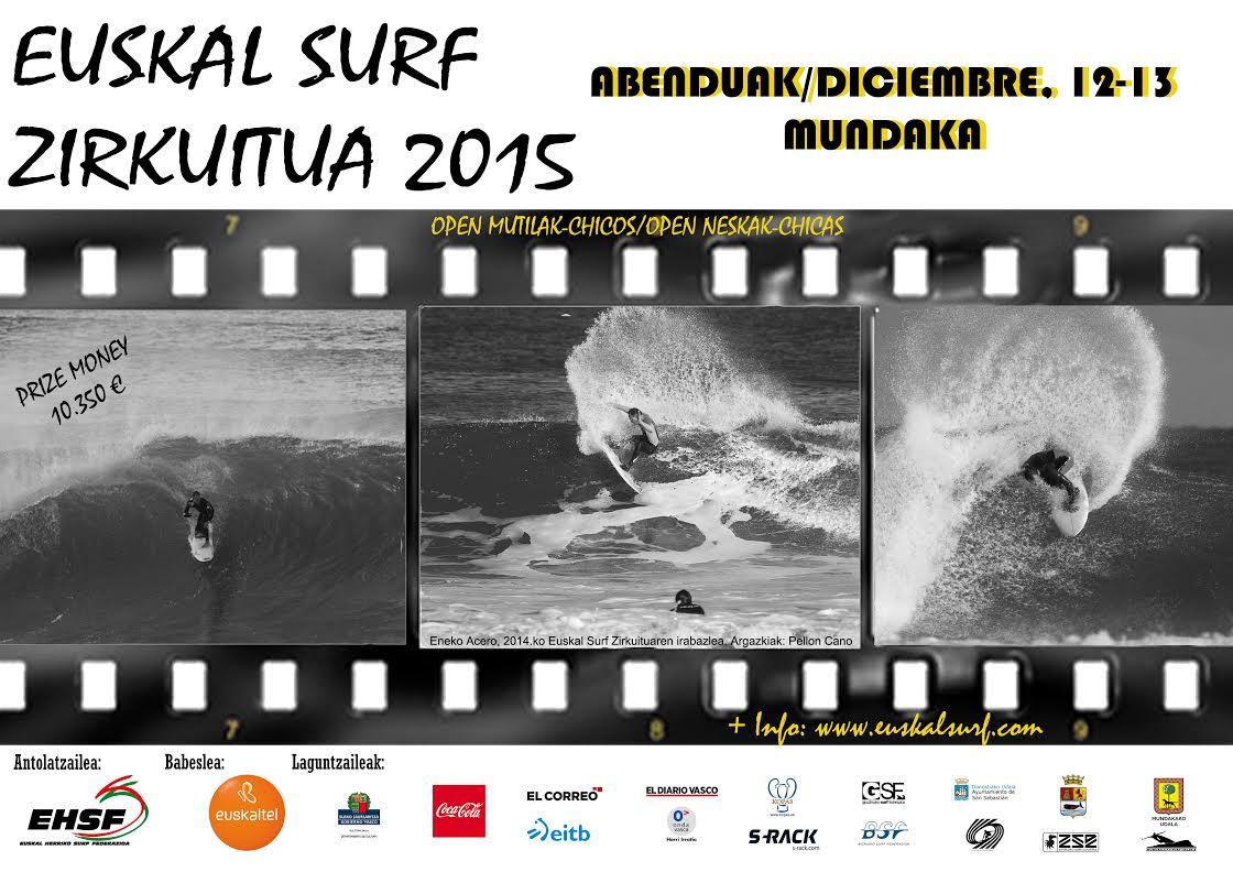 euskal surf zirkuitua 2015 mundaka