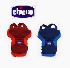 Snapdeal: Buy Chicco Go Baby (Blue wave) Rs. 1550, Red Wave Carrier at Rs. 1710