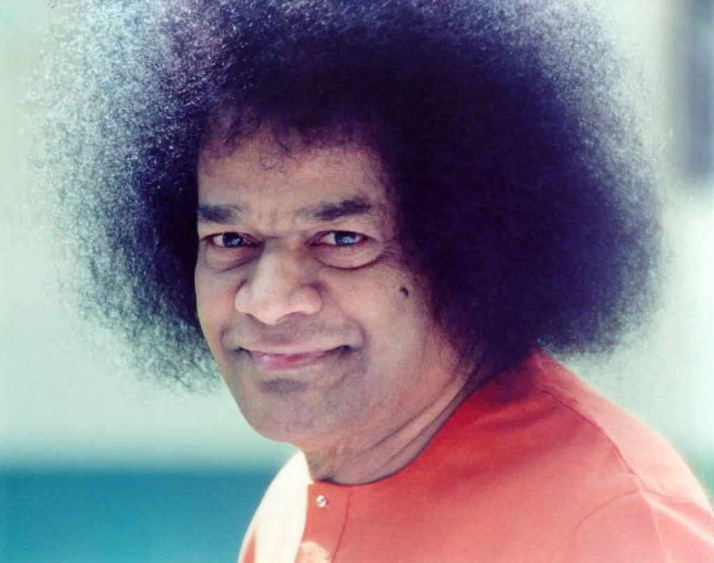 Heard of sathya sai baba if not here is the short version sathya sai