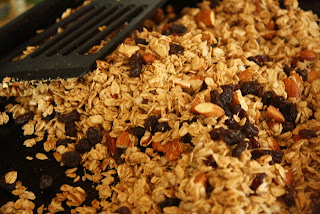 Homemade Granola Recipe with Clusters