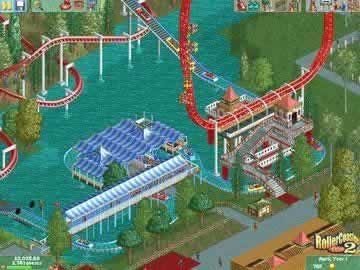 Download Game RollerCoaster Tycoon 2 ~ Gametasik.com
