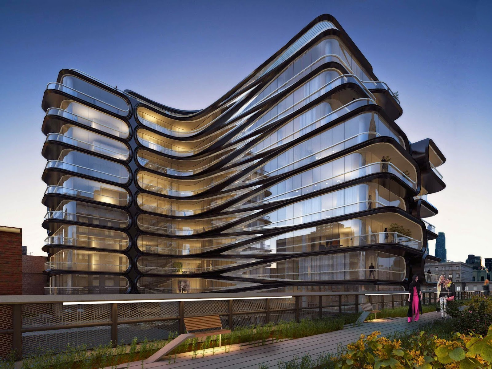 Chicago Modern Architecture chicago architect of modern beauty | miracle home and interiors