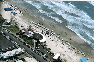 praia de atlântida