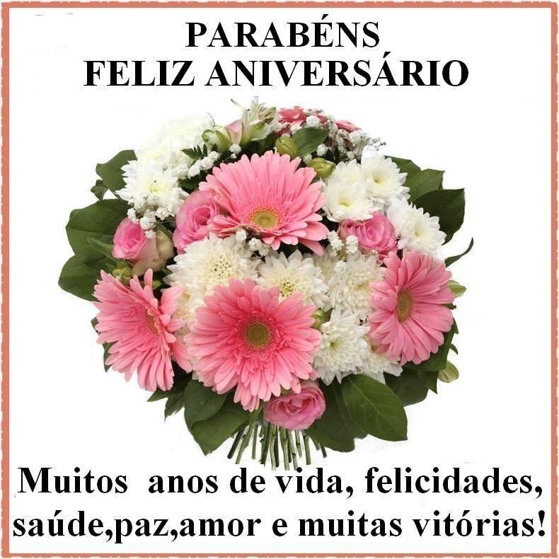 Parabéns, Feliz Aniversário
