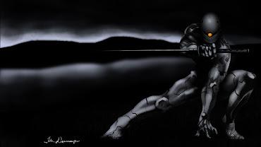 #37 Metal Gear Solid Wallpaper