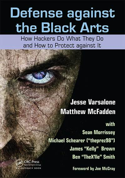 Hacking Book Defense Against The Black Arts
