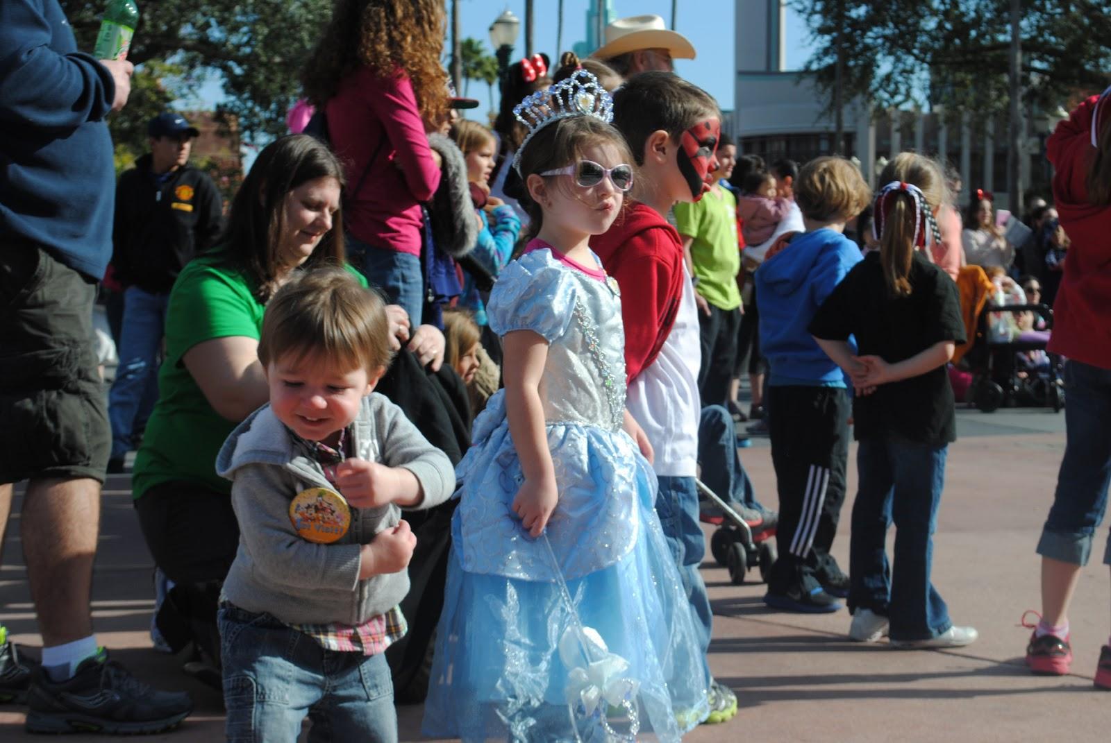 Wear a Princess Dress...just '