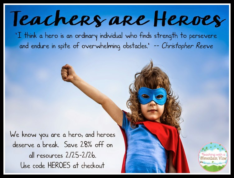 essays about teachers as a hero