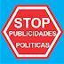 Las fuerzas políticas deberán abstenerse de realizar campaña electoral