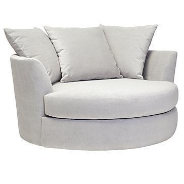 Taylor B Designs Z Gallerie Cuddler Chair