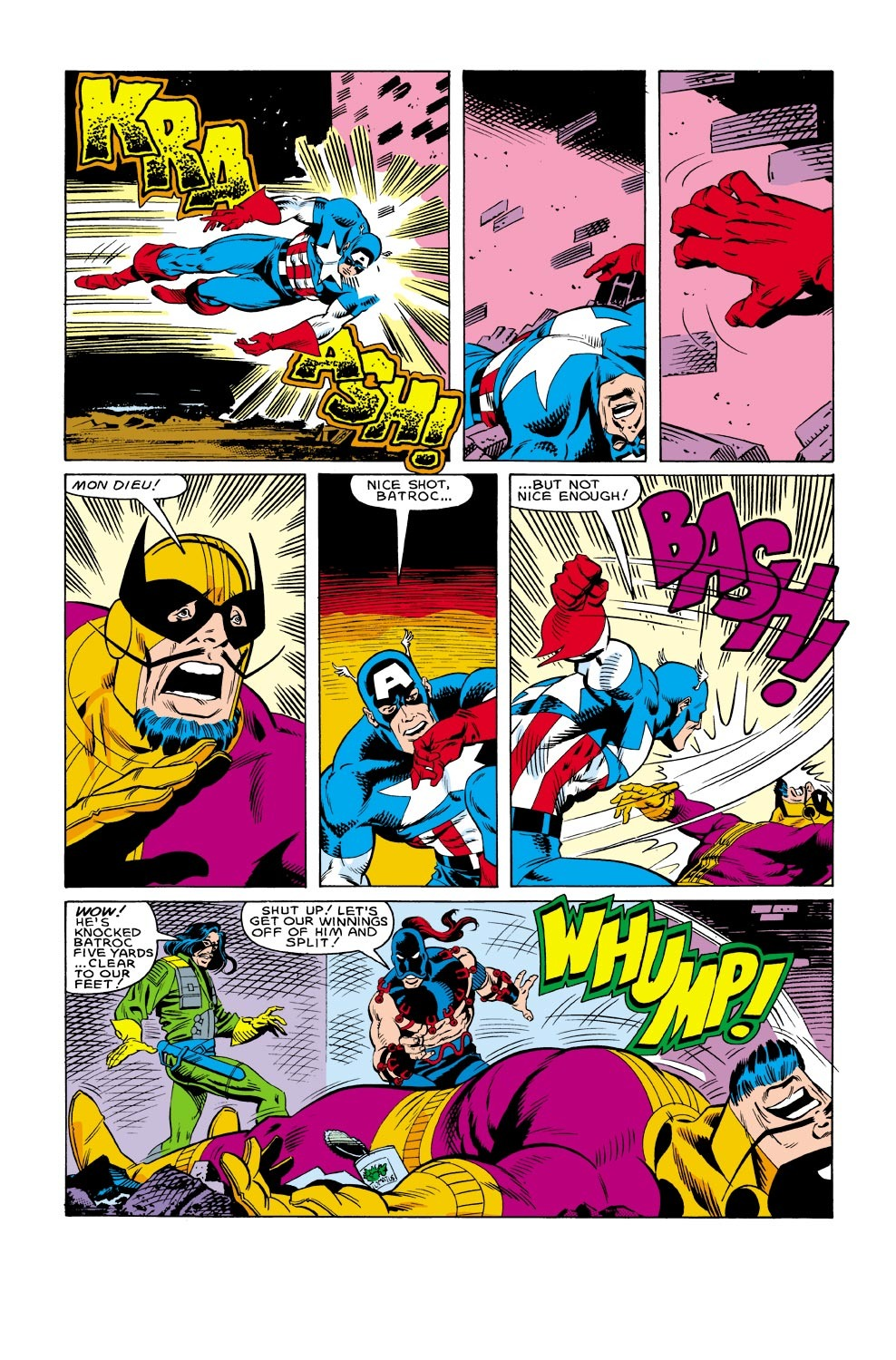Captain America (1968) Issue #303 #231 - English 22