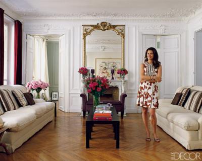 Champagne & Macarons: Parisian Interiors