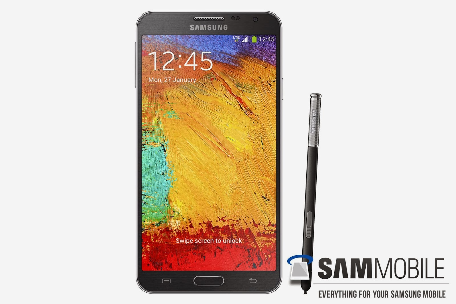 New Samsung Galaxy Note 3 Lite
