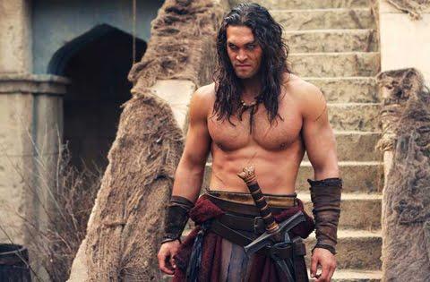conan the barbarian 2011 wallpaper. New Trailer: Conan the
