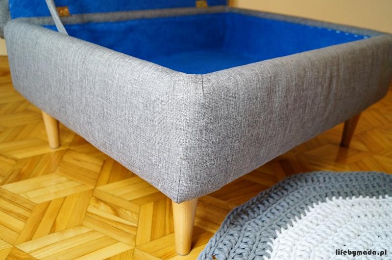 Pufa, siedzisko, podnóżek… must have każdego domu
