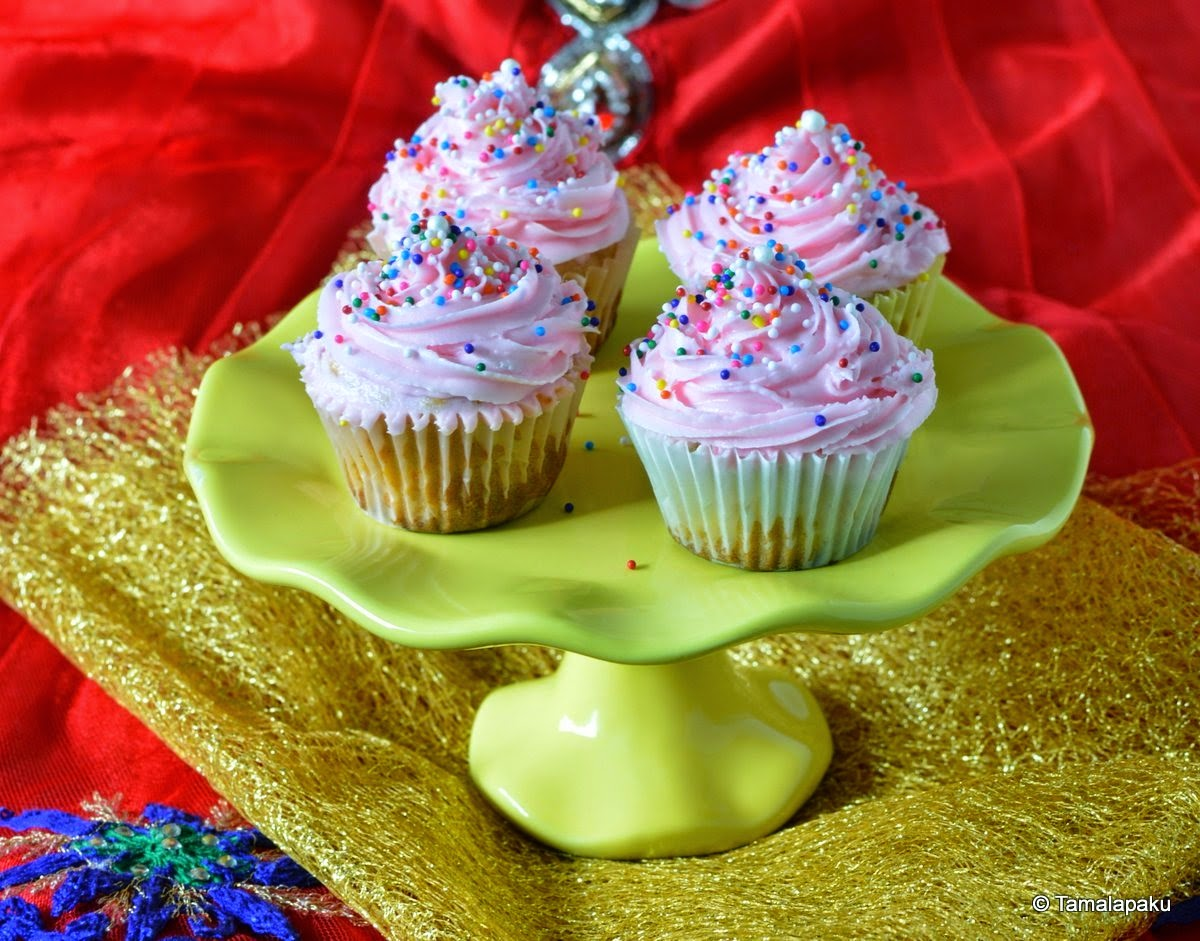 For Day 3 for the Kid's potluck party, here are some cupcakes. Can kid ...