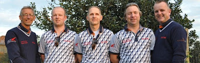 Holanda Team from Pitch & Putt World Champion