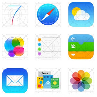 iOS 7 Icons - Technocratvilla.com