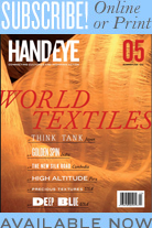Hand Eye Magazine