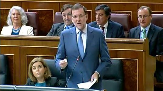 Rajoy, el contagio del ébola en España es muy difícil