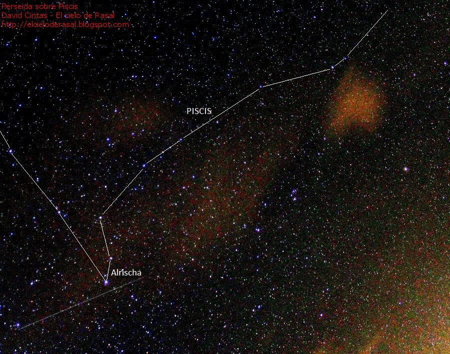 Piscis - El cielo de Rasal
