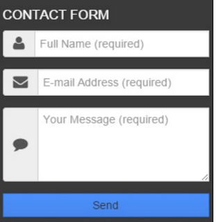 Responsive-blogger-contact-form-blogger