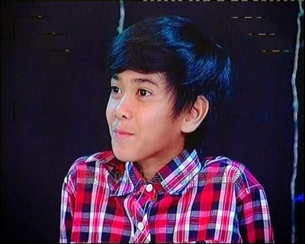 Foto Model  Rambut Iqbal Coboy Junior
