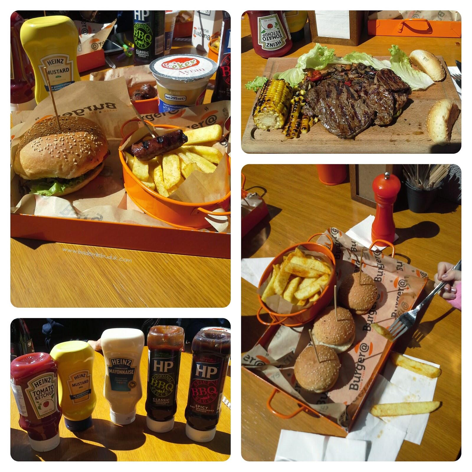 hamburger çeşitleri, ev yapımı hamburger