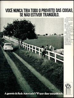 VW, rede autorizada Volkswagen, Volks, fusca, brazilian advertising cars in the 70. os anos 70. história da década de 70; Brazil in the 70s; propaganda carros anos 70; Oswaldo Hernandez;