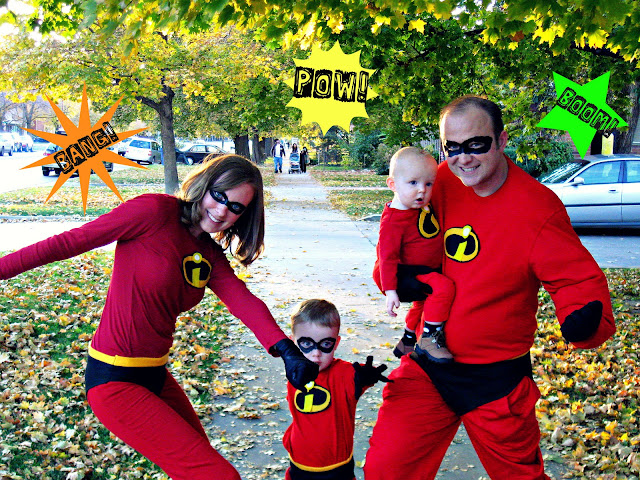 Incredibles Costume by Freshly Completed