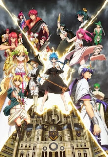 Magi The Kingdom of Magic 13 Subtitle Indonesia