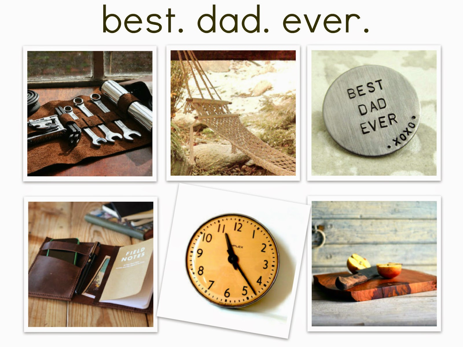 handmade Etsy father's day gifts