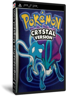 Pokemon Crystal Version PSP