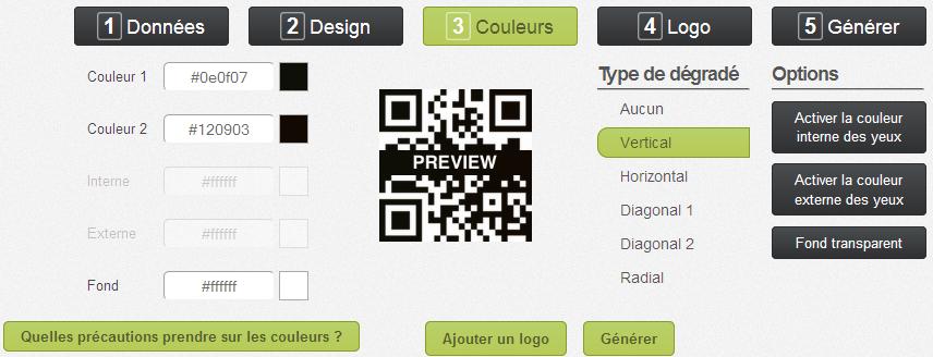 Creer Et Personnaliser Votre QR Code Avec Un Logo Integre