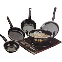 Buy Milton Nova 5 Pcs Hard Coat Cook and Serve ware  Rs.459 Via  Pepperfry
