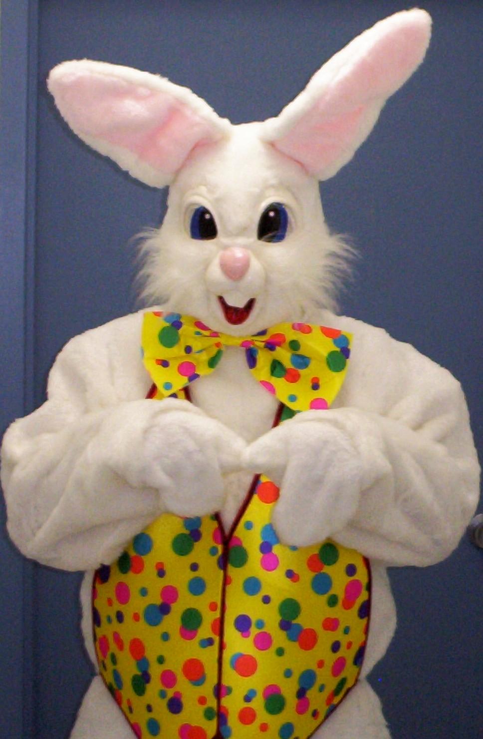 Scary Easter Bunny Photos Evil easter bu... scary rabbit