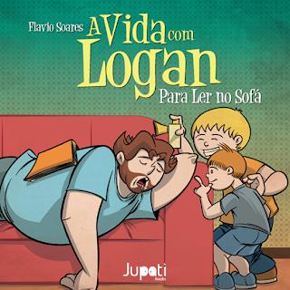 REPÚBLICA DOS QUADRINHOS: A Vida com Logan para Ler no Sofá