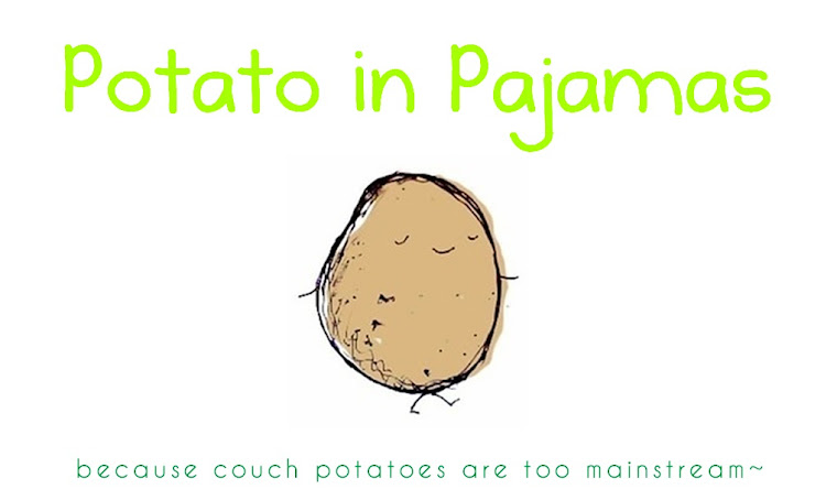 Potato in Pajamas