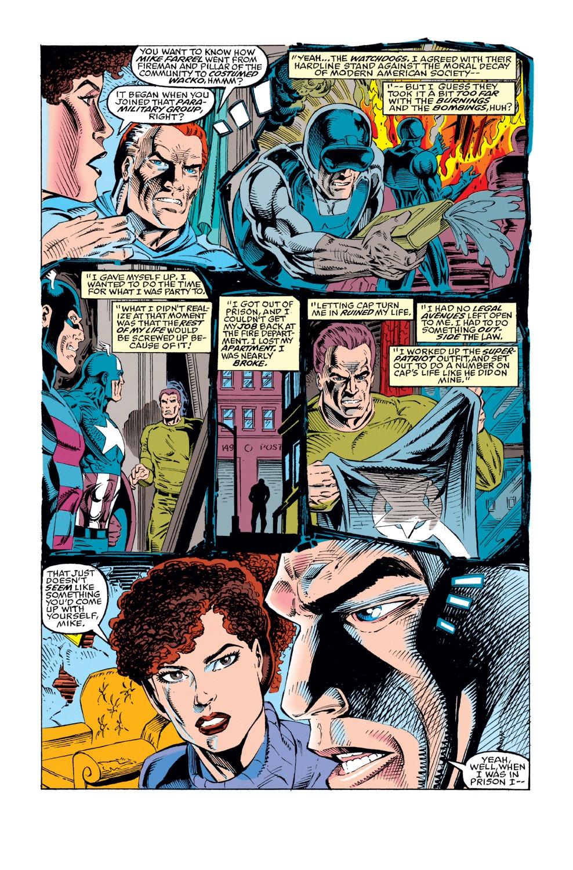 Captain America (1968) Issue #439 #389 - English 7