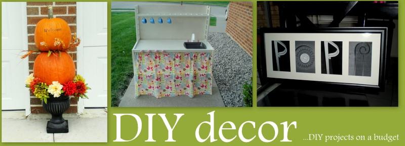 DIY Decor