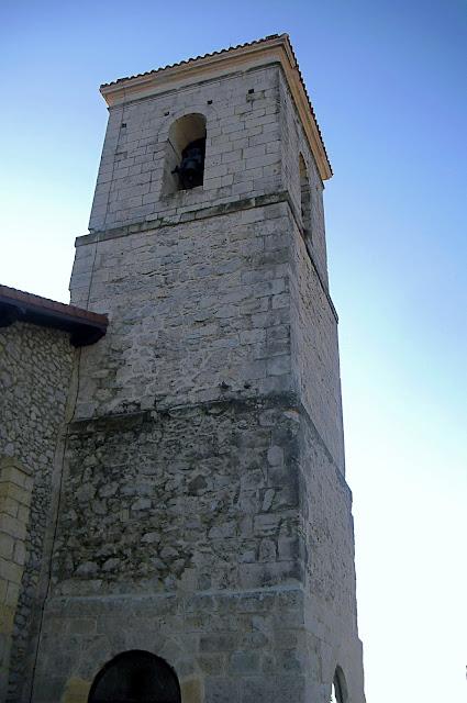 Iglesia de San Salvador de Vivero en Soto de la Marina