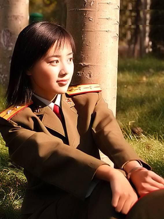 中国人民解放軍女性兵士 しかし、マスコミはあいかわらずで、中国に関して... 【尖閣国有化】中国
