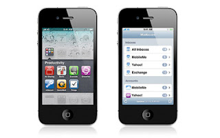 Comment réinitialiser l'iPhone 4S