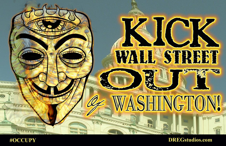 DREGstudios! The Artwork of Brandt Hardin: Propaganda for the Occupy ...